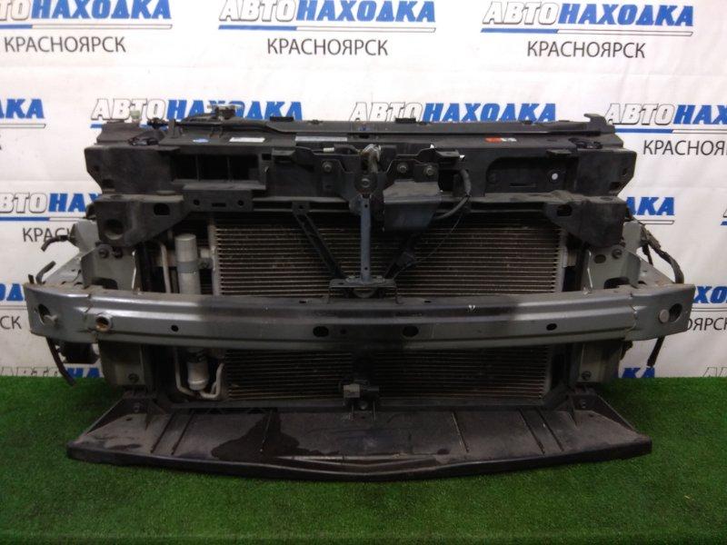 Рамка радиатора Mazda Premacy CWEFW LF-VDS 2010 пластиковая, в сборе с радиаторами, замком и