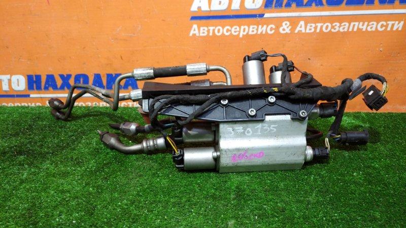 Блок клапанов Bmw 750I E65 N62B48B 03.2008 Dynamic Drive / блок управления активной подвеской