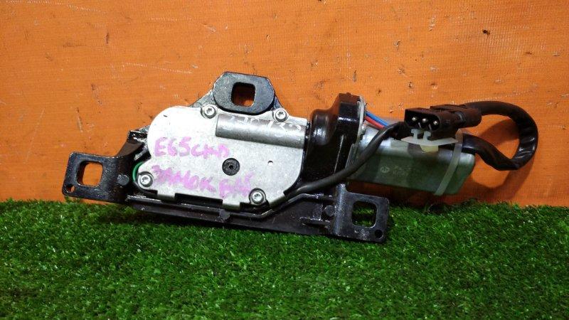 Замок багажника Bmw 750I E65 N62B48B 03.2008 доводчик на багажник 489050880
