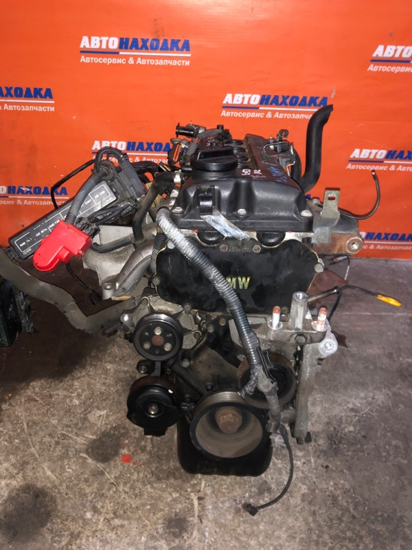 Двигатель Nissan Cube Z10 CG13DE 1998 320920A №320920А 82т.км частично без навесного Гарантия на