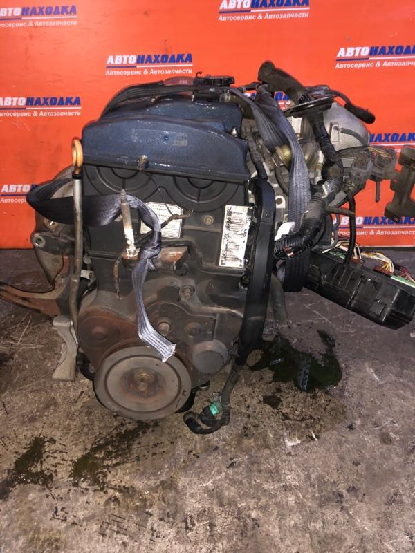 Двигатель Honda Torneo CF4 F20B 1997 2715566 №2715566 SIR 101т.км частично без навесного Гарантия на