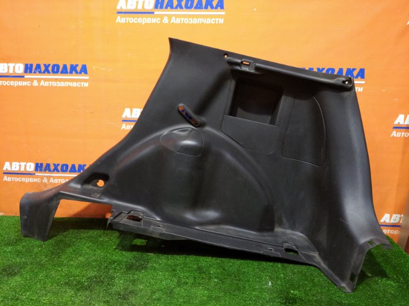 Обшивка багажника Honda Fit GD1 L13A 2001 задняя правая под шторку