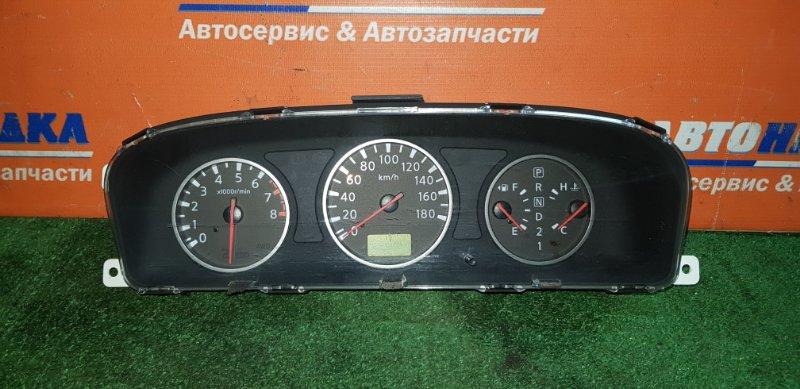 Щиток приборов Nissan X-Trail T30 QR20DE 2000 ES50A А/Т