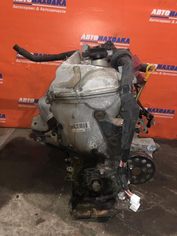 Двигатель Toyota Porte NNP11 1NZ-FE 2004 B506529 №B506529 98т.км 1мод частично без навесного Гарантия