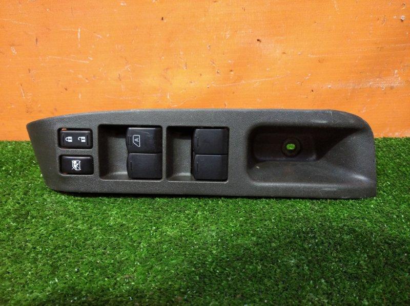 Блок управления стеклоподъемниками Nissan Cube Z12 HR15DE 2008 передний правый