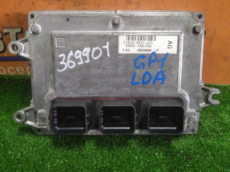 Компьютер Honda Fit GP1 LDA 2011 37820-RE0-J53