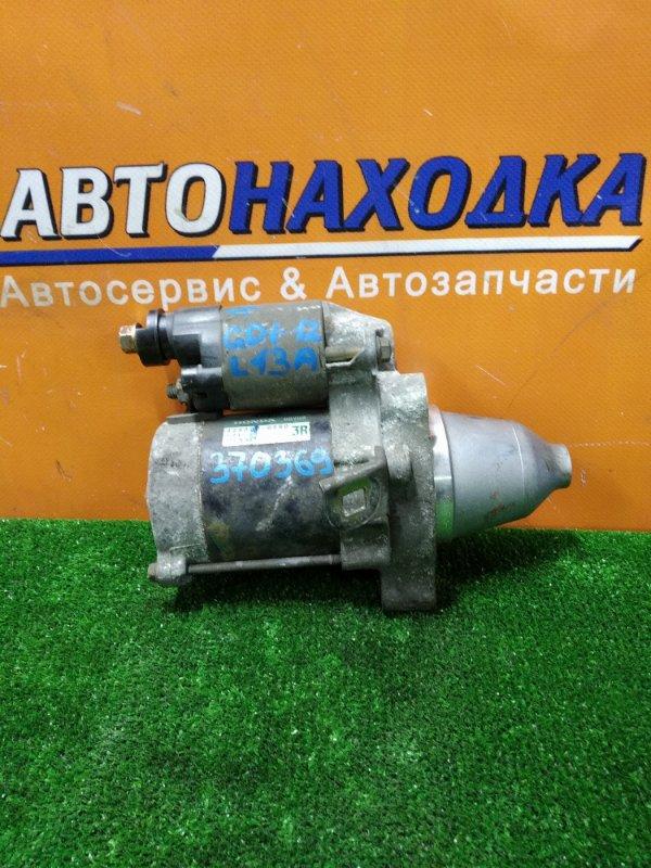 Стартер Honda Fit GD1 L13A 2002 428000-0350