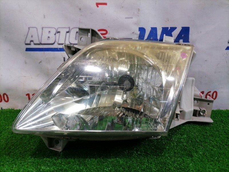 Фара Mazda Mpv LW5W GY 1999 передняя левая P6899 Передняя левая, 1 модель дорестайлинг, галоген R6899,