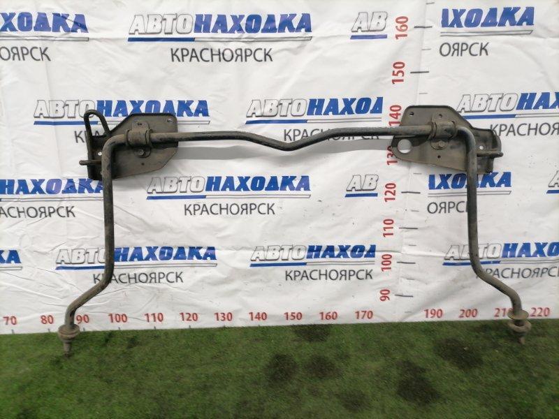 Стабилизатор Suzuki Chevrolet Cruze HR82S M15A передний Передний с креплениями.