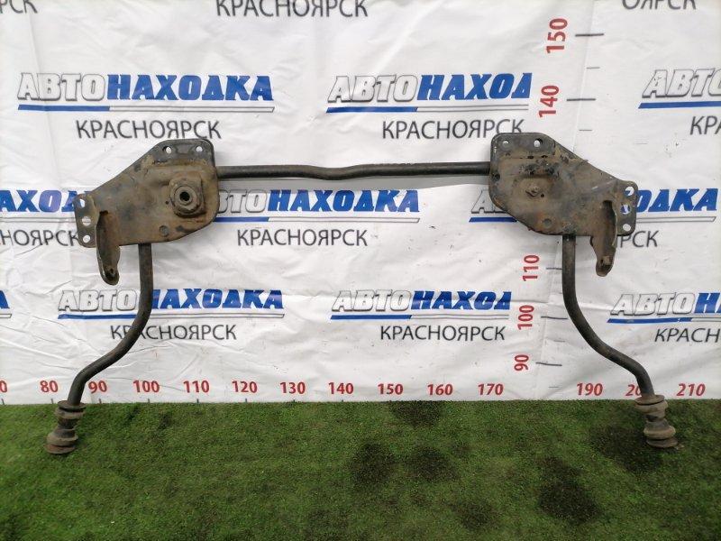 Стабилизатор Suzuki Kei HN22S K6A-T передний Передний с креплениями.