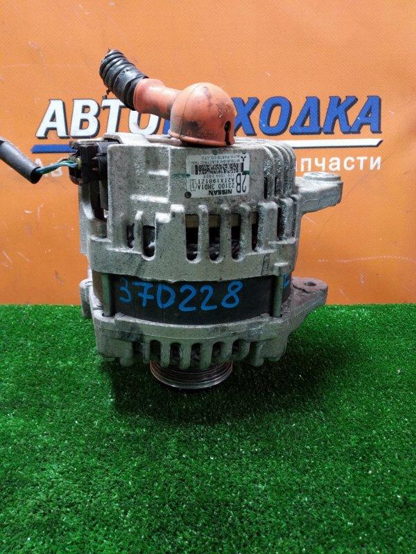 Генератор Nissan Note E12 HR12DDR 23100-3HD1A ОБГОННАЯ МУФТА