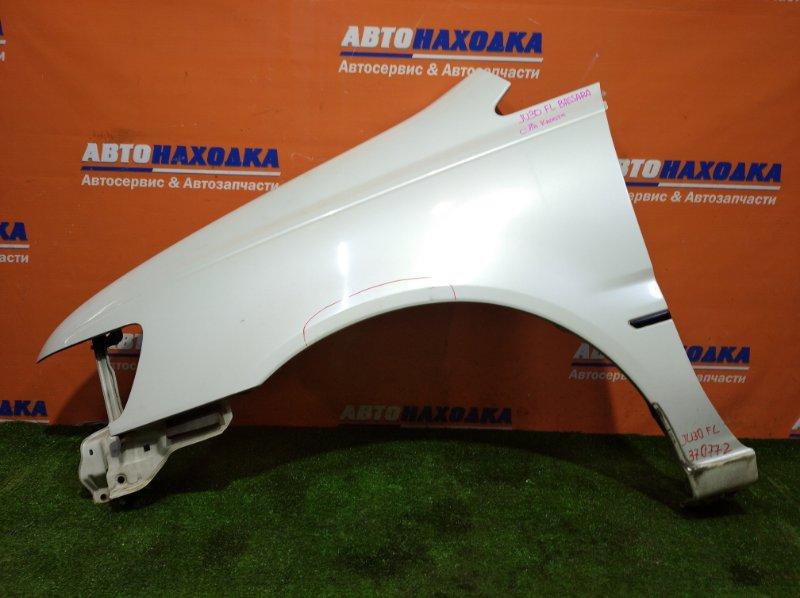 Крыло Nissan Bassara JU30 KA24DE 1999 переднее левое есть царапина
