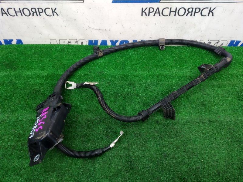 Электропроводка Suzuki Alto HA36S R06A 2014 силовой кабель от АКБ к стартеру