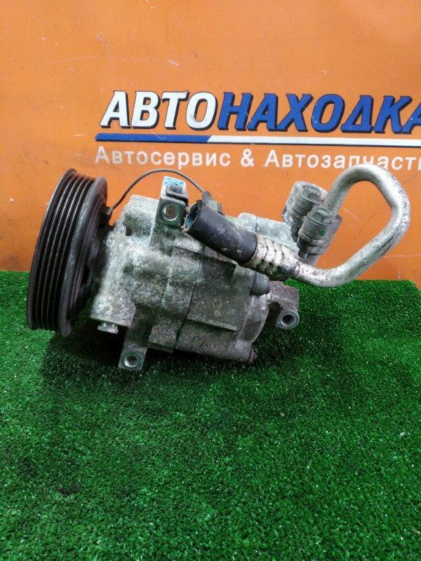 Компрессор кондиционера Nissan March AK12 CR12DE 07.2004 92600-AX02A