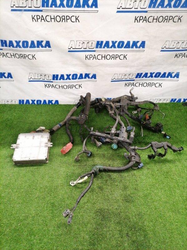 Проводка двс Honda Life JB5 P07A подкапотная коса с блоком управления ДВС 37820-RGA-904