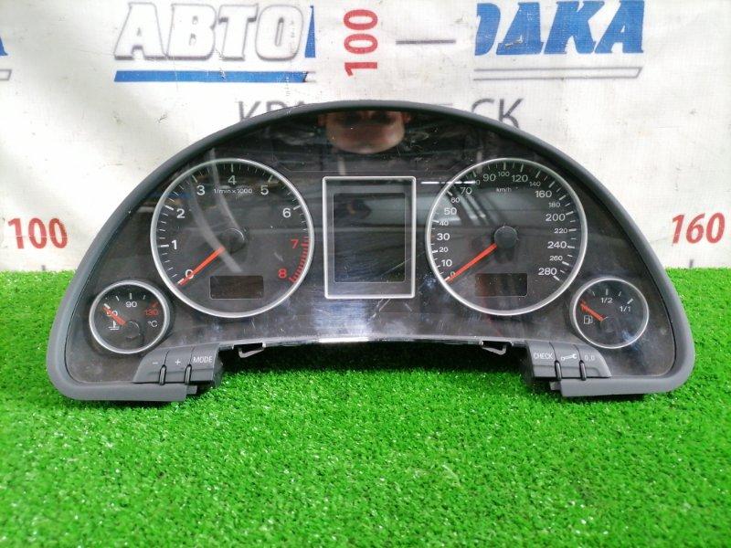 Щиток приборов Audi A4 B7 BWE 2004 Пробег 98 т.км, с фишками