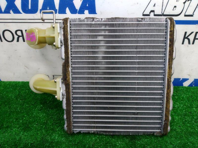 Радиатор печки Nissan Bluebird EU14 SR18DE 1996 с краном, пробег 44 т.км