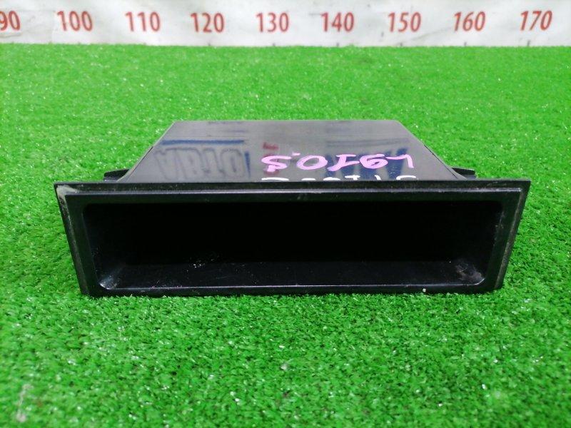 Бардачок Daihatsu Move L910S EF-VE 2000 полочка-кармашек 1DIN под магнитолу