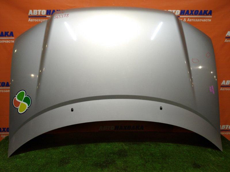 Капот Mitsubishi Rvr N61W 4G93 1997 пара царапин