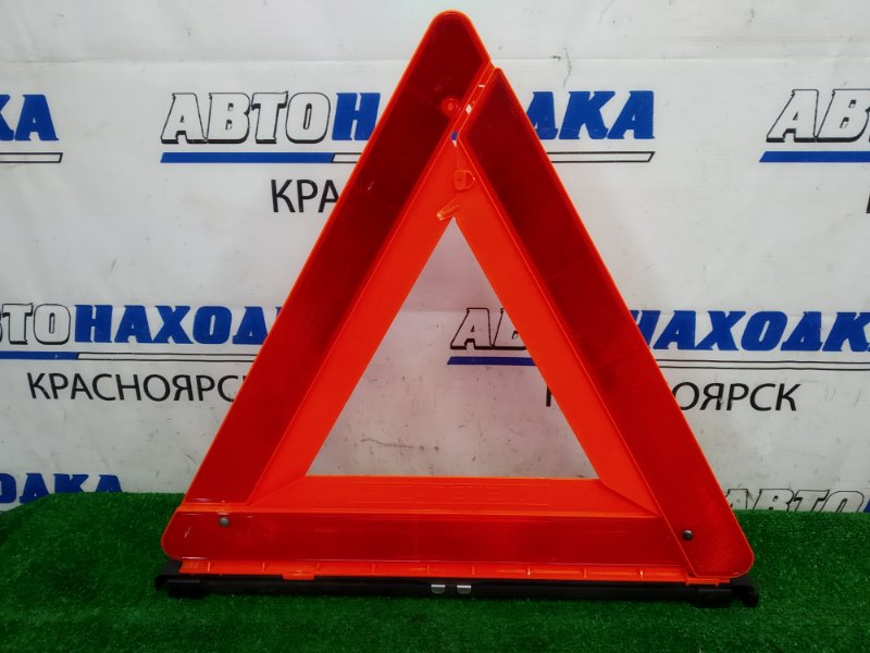 Знак аварийной остановки Mazda Axela BKEP LF-VE 2003