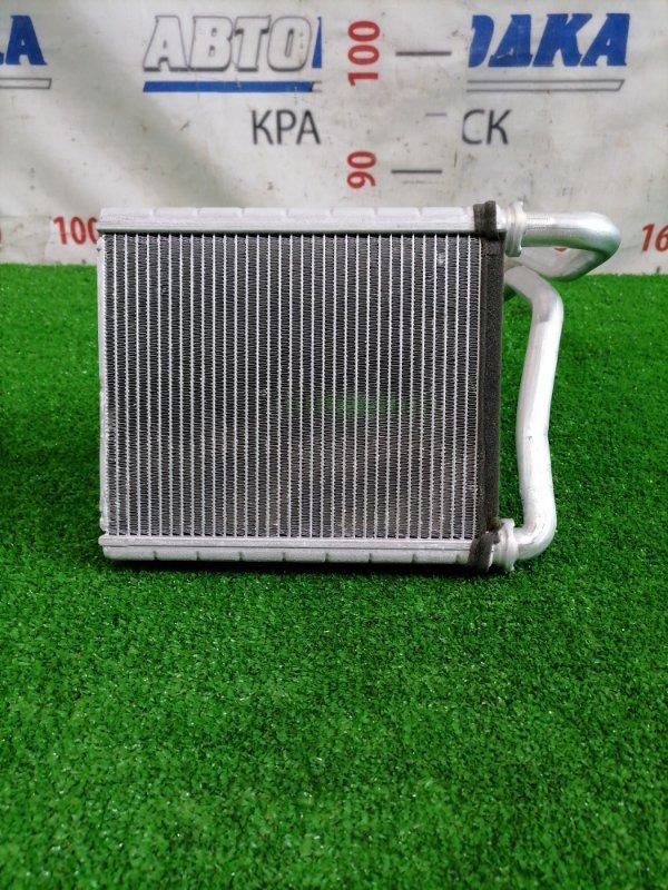 Радиатор печки Honda Fit GE6 L13A 2007 ХТС, с трубками
