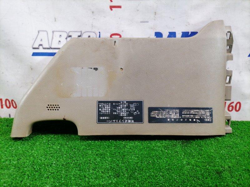 Накладка пластиковая в салон Toyota Dyna BU306 4B 1999 передняя нижняя 55320-37010 Накладка нижняя под