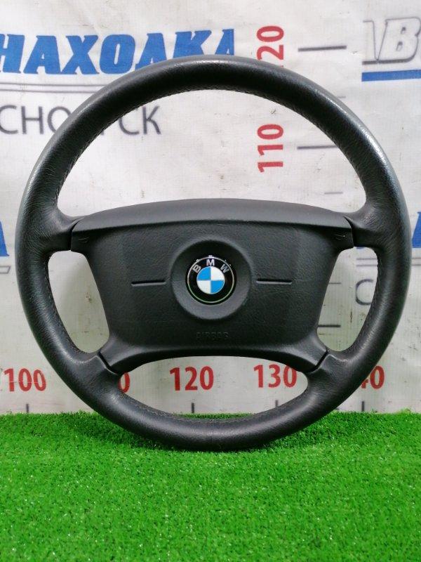 Airbag Bmw 320I E46 M54 B22 2001 ХТС, водительский, c рулем, кожа, без заряда, черный