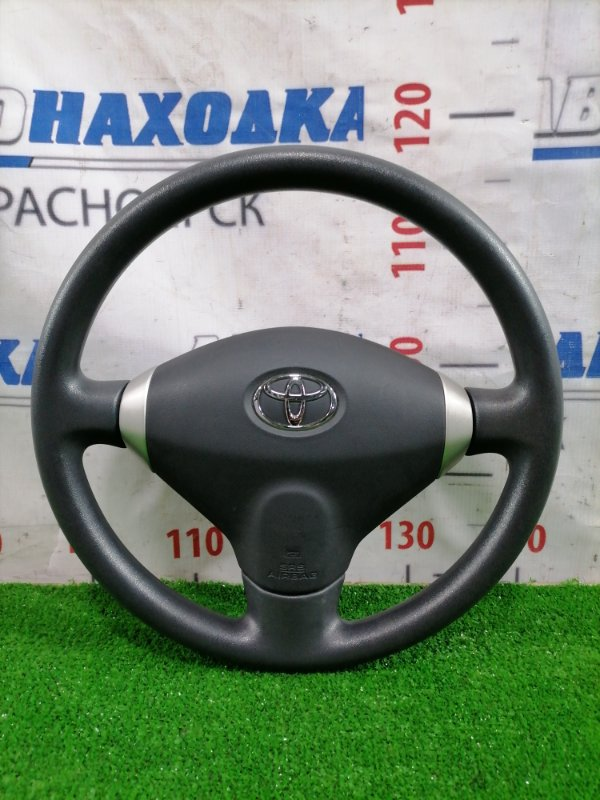 Airbag Toyota Ist NCP60 2NZ-FE 2002 ХТС, Водительский, с рулём, без заряда