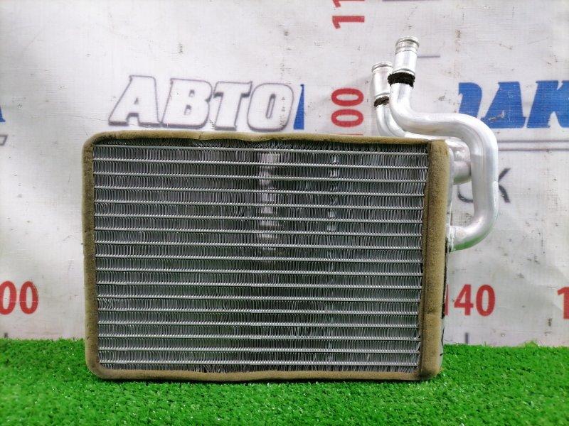 Радиатор печки Mitsubishi Pajero Io H76W 4G93 1998