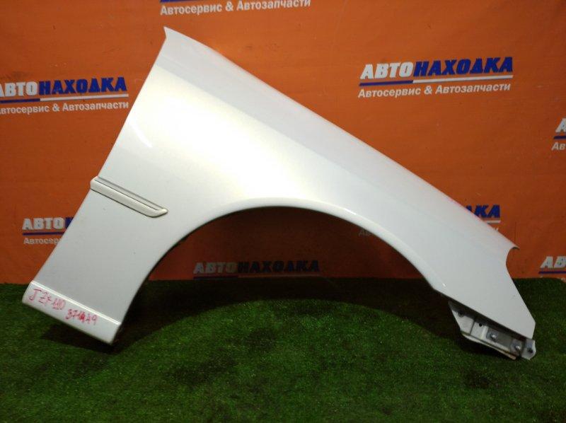 Крыло Toyota Mark Ii JZX110 1JZ-FSE 2002 переднее правое хтс 2мод