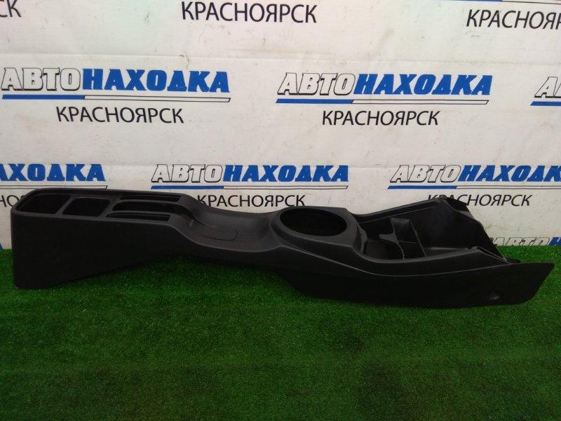 Консоль между сидений Honda Fit GP1 LDA 2010 черная