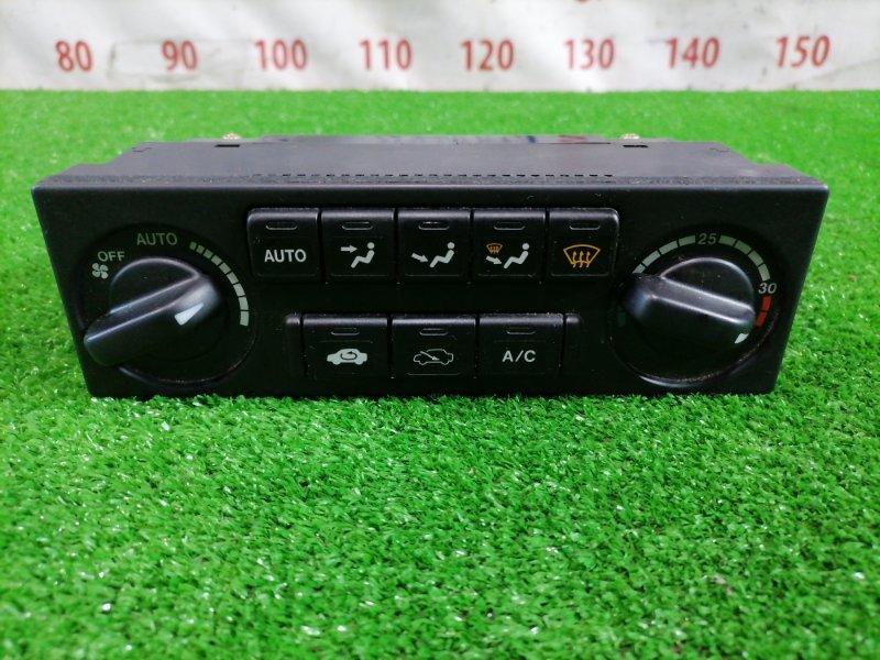 Климат-контроль Honda Rafaga CE4 G20A 1993 Электронный