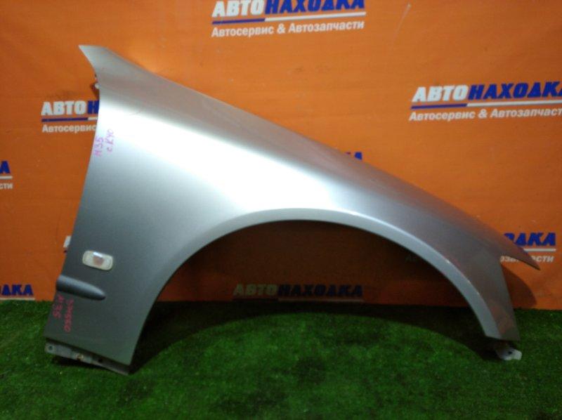 Крыло Nissan Stagea M35 VQ25DD 2001 переднее правое цвет KY0 1 мод. есть потертости до