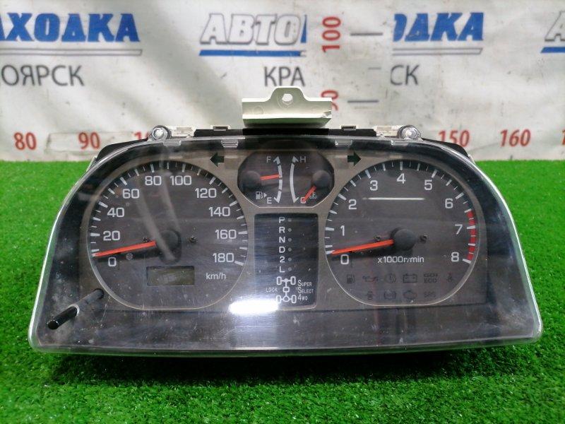 Щиток приборов Mitsubishi Pajero Io H76W 4G93 1998 MR506333 A/T, 4WD, пробег 87 т.км, 1 модель (дорестайлинг),