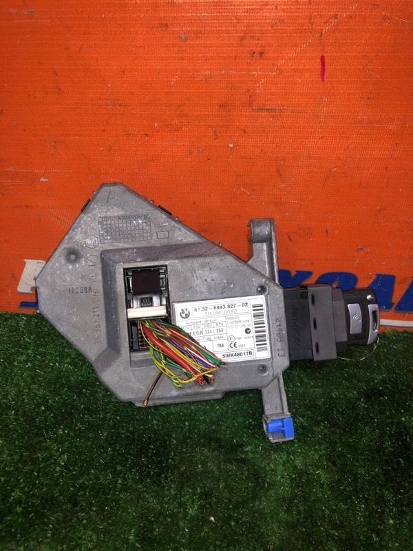 Замок зажигания Bmw 750I E65 N62B48B 03.2008 36.361.211 +ключ