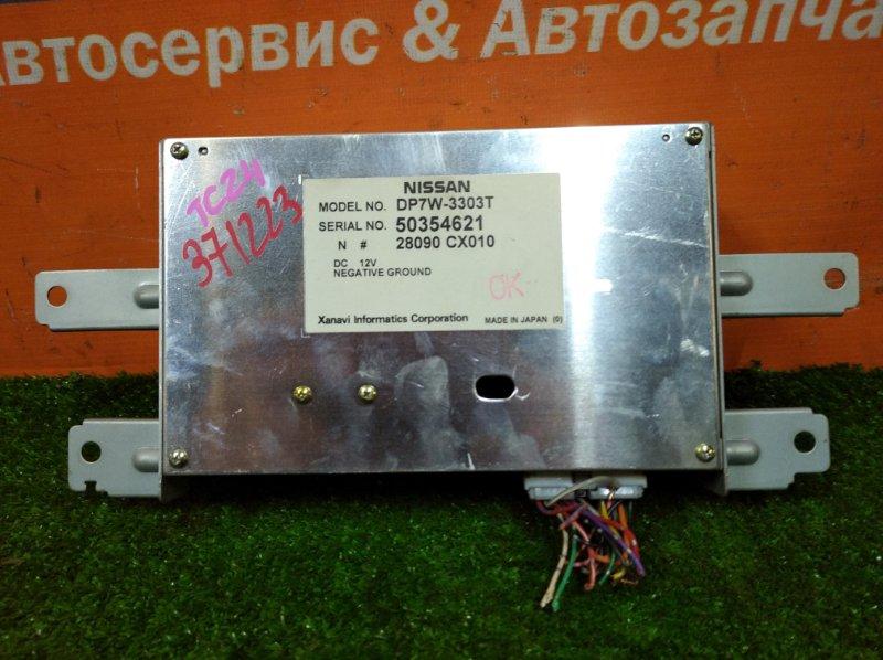 Монитор Nissan Serena TC24 QR20DE 2001 28090CX010