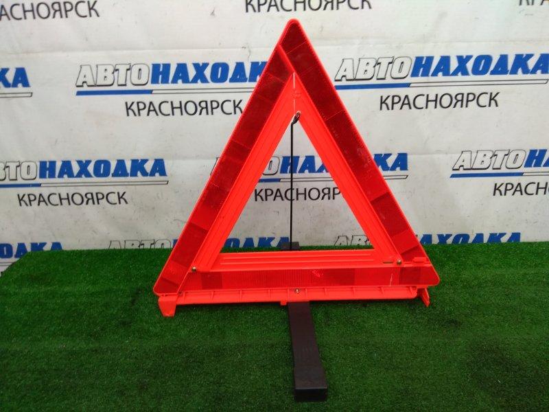 Знак аварийной остановки Honda Hr-V GH3 D16A 2001