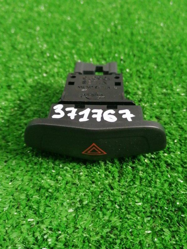 Кнопки в салон Nissan Primera QP12 QG18DE 2002 кнопка аварийной сигнализации