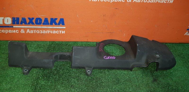 Крышка гбц Toyota Mark Ii GX110 1G-FE 2000 декоративная накладка на двигатель