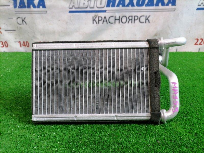 Радиатор печки Suzuki Solio MA15S K12B 2010 С трубками