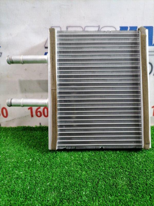 Радиатор печки Nissan Sunny B15 QG13DE 2002 ХТС