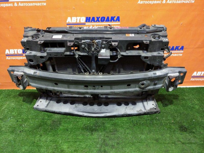 Рамка радиатора Mazda Axela BLEFP LF-VDS 2009 +усилитель графит+защита под бампер+рад