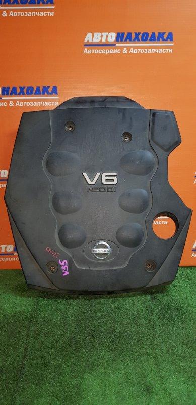 Крышка гбц Nissan Skyline V35 VQ25DD 2001 декоративная