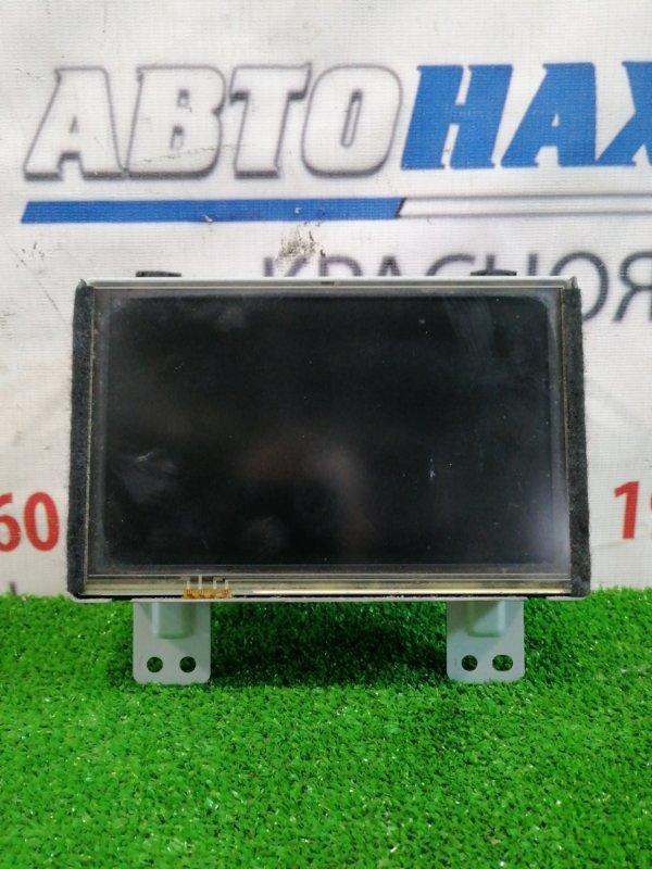 Телевизор в салон Nissan Teana J32 VQ25DE 2008 28091CS70E штатный монитор с центральной консоли