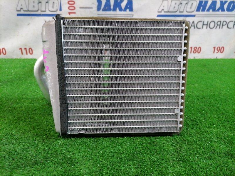 Радиатор печки Volkswagen Jetta 1K2 BVY 2005 1K0819031A С трубками, левый = правый руль
