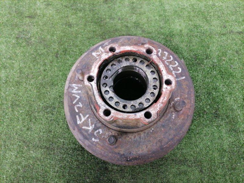 Барабан тормозной Mazda Bongo SKF2VM RF-T задний с подшипниками, под двускатные колеса, на 4