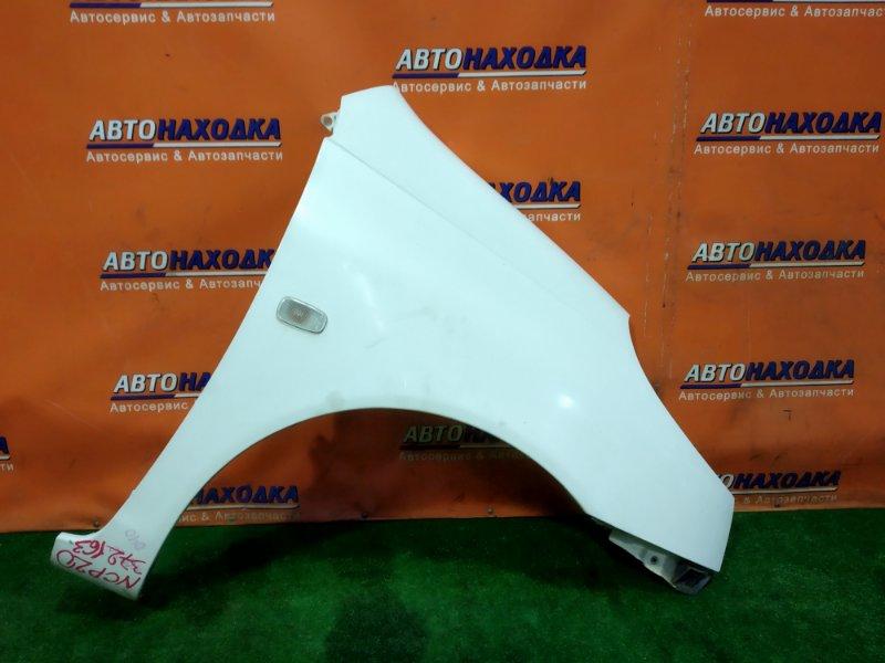 Крыло Toyota Funcargo NCP20 1NZ-FE переднее правое