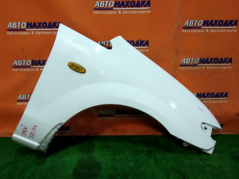 Крыло Mazda Premacy CP8W FP-DE 18.01.2002 переднее правое