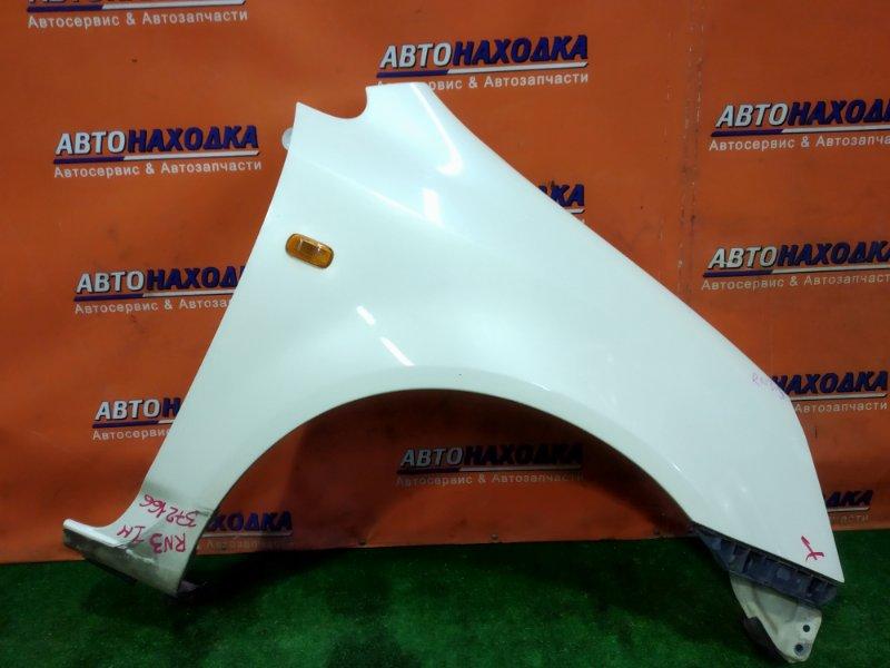 Крыло Honda Stream RN3 K20A 2002 переднее правое 1MOD