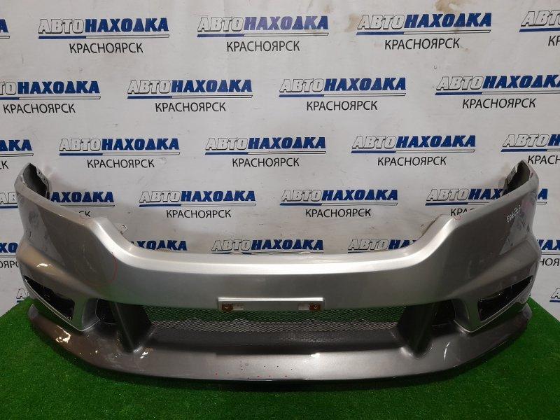 """Обвес аэродинамический Honda Stream RN8 R20A 2006 Тюнинг комплект """" MUGEN"""". Цвет: NH700M."""